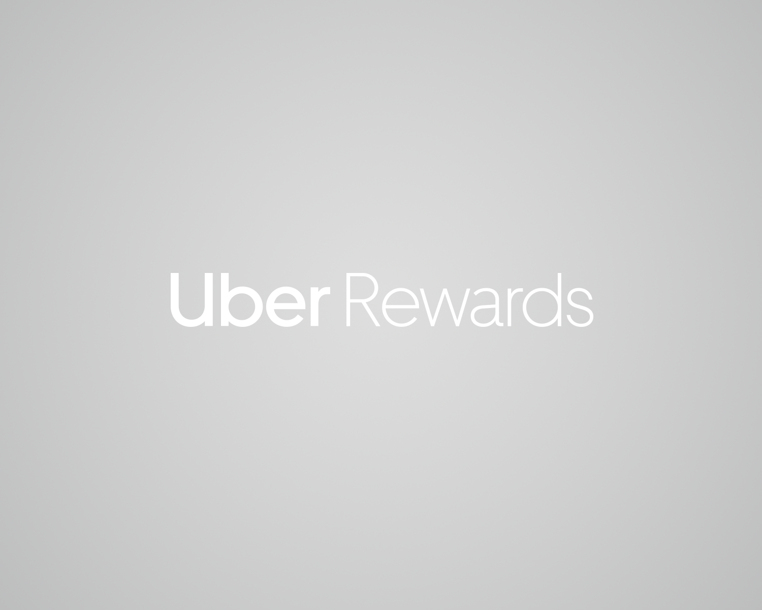 Uber Rewards